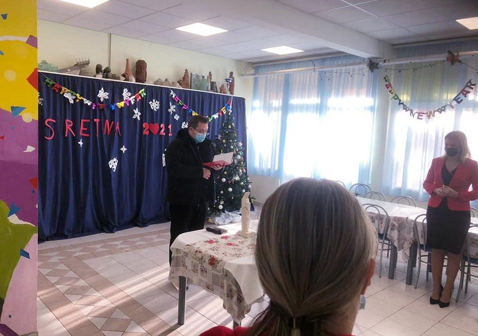 Posjetio nas je generalni vikar Splitsko-makarske nadbiskupije don Miroslav Vidović