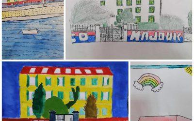 Čestitamo Dan grada Kaštela uz radove djece iz podružnice Miljenko i Dobrila