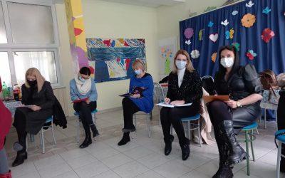 """Edukacija stručnjaka u sklopu ESF projekta """"Pružimo ruku podrške djeci, mladima i obitelji"""""""