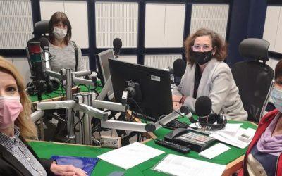 Hvala novinarki Vedrani Krstić Ivanišević i Radio Splitu na razgovoru o temi udomiteljstva