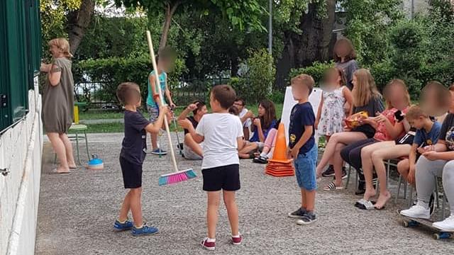 Naše Olimpijske igre u Podružnici Miljenko i Dobrila