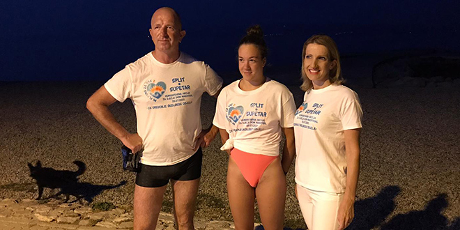 dalmatinskiportal.hr – 80-postotni invalid Domovinskog rata i mlada plivačica prikupljaju sredstva za Dječji dom Maestral…